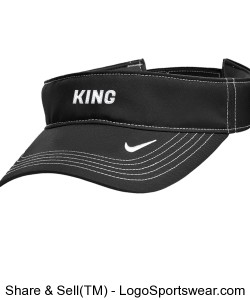 Nike Golf - Dri-FIT Swoosh Visor Design Zoom